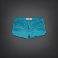 Hollister Low Rise Short Shorts