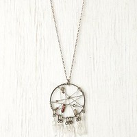Free People Dream Catcher Pendant