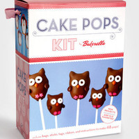 Bakerella Cake Pops Kit | Shop Fun Baking Gifts Now | fredflare.com
