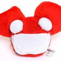 ROCKWORLDEAST - Deadmau5, Coin Purse, Plush