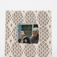 Crochet Picture Frame