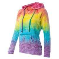 RAINBOW TIE-DYE HOODiE - Size S - 2XL