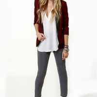 Blouses & Casual Tops for Women in Juniors Sizes at LuLus.com - Page 4
