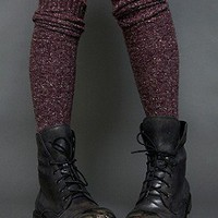Free People  Clothing Boutique &gt; Cozy Sweater Tall Sock