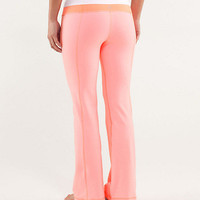 groove pant *new (regular) | women's pants | lululemon athletica