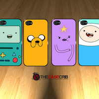 IPHONE 5 CASES  Adventure time 4 case set Beemo by TheCaseCrib