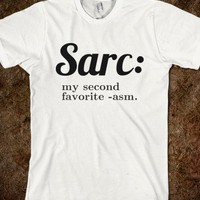 Sarcasm - I Solemnly Swear I'm Up To No Good