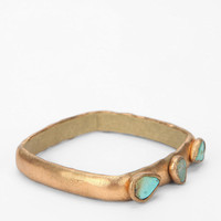 Urban Outfitters - Double Happiness Turquoise Sampson Bracelet