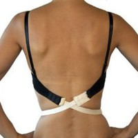 Amazon.com: Low Expectations: Low-back Bra Converters EXTRA LONG Beige: Clothing
