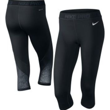 Nike Women's Pro Hypercool Flash Capri - Dick's Sporting Goods
