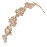 Embroidered Flower Headwrap | FOREVER21 - 1002928501