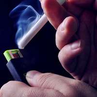 USB No Fire Cigarette Lighter