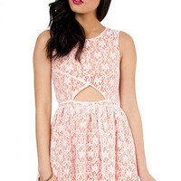 Mink Pink Fanciful Dress $88