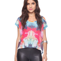 Ink Blot Top | FOREVER21 - 2000038778