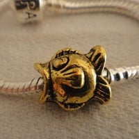 Fish Bead for Pandora Style Bracelet
