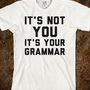 Grammar Police - Text First