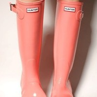 Hunter Rain boots