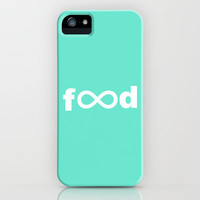 Infinite Food iPhone Case by Matthew DePalo | Society6