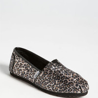 TOMS 'Classic Panthera - Sequins' Slip-On (Women) (Nordstrom Exclusive) | Nordstrom