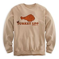 Turkey Leg Sweatshirt for Adults - Walt Disney World | Disney Store