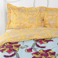 Magical Thinking Owabi Floral Sham - Set Of 2