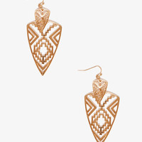 Ganado Cutout Earrings | FOREVER 21 - 1027247806