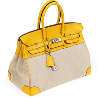 One Kings Lane - Objects of Desire - Hermès Soleil Birkin 35