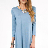 Down Low Tunic Dress $28