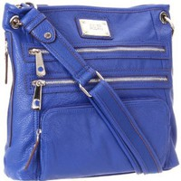 Amazon.com: Tyler Rodan Kingston Cross Body,Royal Blue,One Size: Clothing