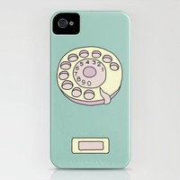 call me iPhone Case by Basilique | Society6
