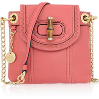 Milly | Small leather shoulder bag | NET-A-PORTER.COM
