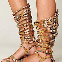Jeffrey Campbell Free People Clothing Boutique > Jeffrey Campbell Romana Fest Sandal