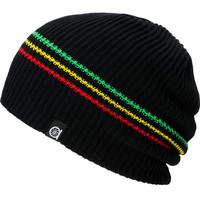 Aperture Roberto Dos Black &amp; Rasta Beanie