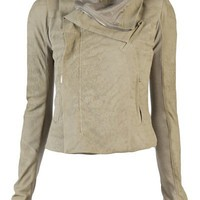 Rick Owens Cowl Jacket - Grethen House - farfetch.com