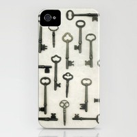 The Key Collection iPhone Case by Jillian Audrey | Society6