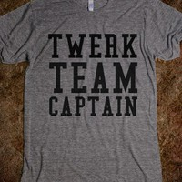 TWERK TEAM CAPTAIN - glamfoxx.com