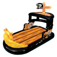Banzai Pirate Ship Float
