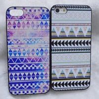 TuT TuT Fashion — Galaxy Aztec IPHONE4/5 case