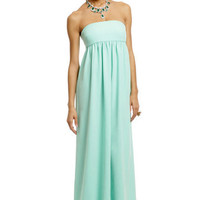 Mint Kisses Gown | Rent The Runway