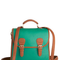 Find Me in the Pub Satchel | Mod Retro Vintage Bags | ModCloth.com