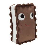"Amazon.com: Kidrobot 13"" Yummy Ice Cream Sandwich: Toys & Games"