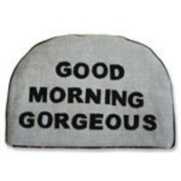 Good Morning Gorgeousl Tea Cosy  (?20.00) - Hunkydory Home