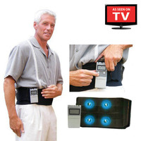 Forever Back FDA-Cleared Instant Back Pain Relief Massager Belt