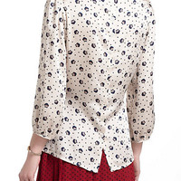 Merryisms Peasant Blouse