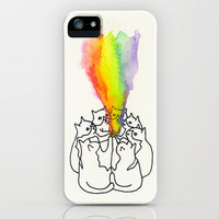 """We come together to fill the world with wonder!"" iPhone Case 