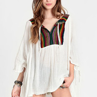 Mini Managua Top By Jen&#x27;s Pirate Booty - $145.00 : ThreadSence, Women&#x27;s Indie &amp; Bohemian Clothing, Dresses, &amp; Accessories