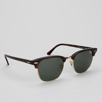 Ray-Ban Classic Clubmaster Sunglasses-