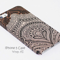 iPhone 5 case  Vintage Bali pattern  / Vintage Bali by WrapAll