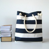 Sailor Tote Bag by bayanhippo