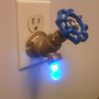 LED Faucet Valve night light by Greyturtle on Etsy